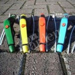 Pack of 4 BottleTop Mini Pressure Sprayers