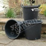 Heavy Duty 30L pots – pack of 3