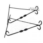 Pair of 12 Brackets for Hanging Baskets