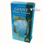 Pair of Giant Fleece Plant Cosies 1.6M x 1.2M