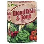 Blood, Fish & Bone Organic Fertiliser x 1.25Kg pack