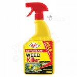 Glyphosate WeedKiller 1L RTU